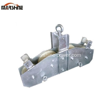 Cable Pulley Block per la tesatura di OPGW